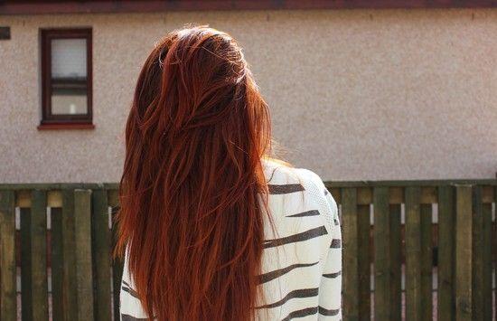 Як пофарбувати волосся хною