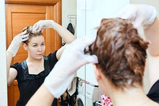 Як в домашніх умовах пофарбувати волосся хною