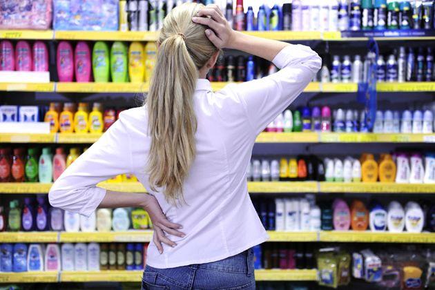 Як вибрати шампунь і кондиціонер за типом волосся