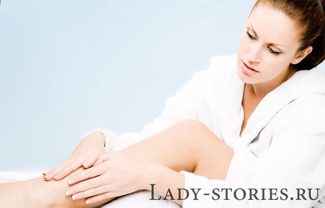 Як вилікувати дуже суху шкіру тіла