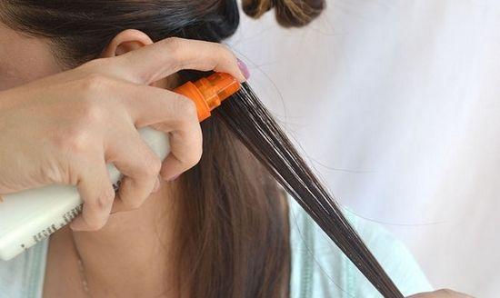 Термозахист для волосся використання