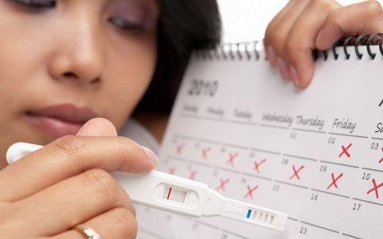 Довжина менструального циклу може коливатися в межах 20-40 днів