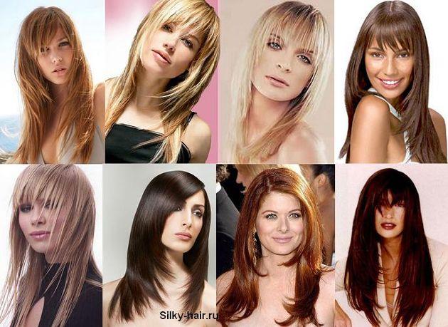 Які можна зробити зачіски для прямих і кучерявих волосся
