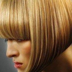 Каре з подовженими передніми пасмами: кому йде така зачіска і як її правильно укласти?