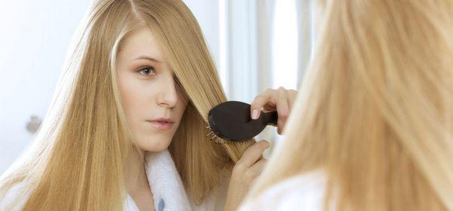 Кератиновое відновлення волосся для здоров`я шевелюри