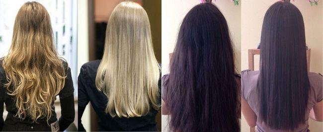 Як діє кератіновой відновлення волосся