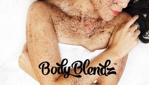 Кавовий скраб body blendz: кращий засіб у боротьбі з недосконалостями шкіри