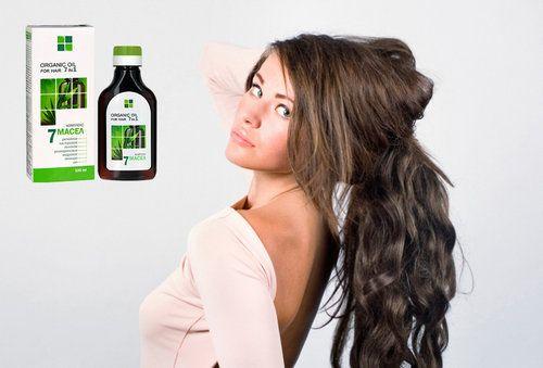 Комплекс масел organic oil - кращий засіб для вашого волосся