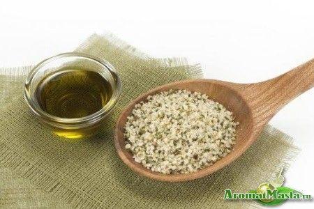 Конопляна олія -   корисний дієтичний продукт