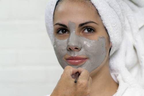 Косметична глина для обличчя