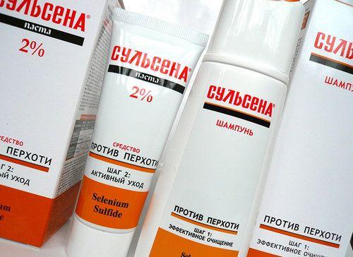 Косметична лінія сульсена - надійний захист вашого волосся