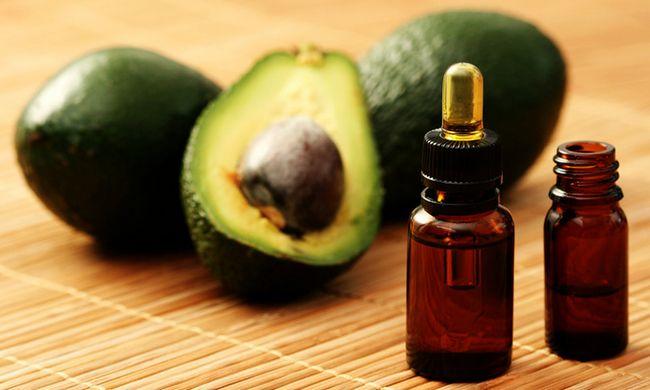 Косметичне масло авокадо для кінчиків волосся