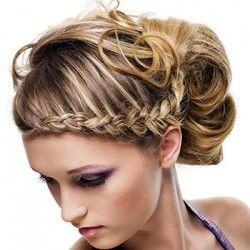Красиві зачіски на середні волосся: три кращих варіанту