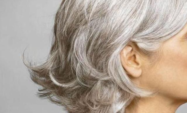 Фарбування сивого волосся: способи