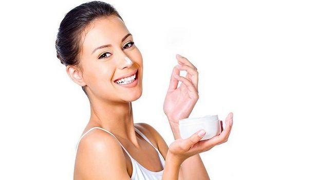 Крем для відбілювання шкіри обличчя