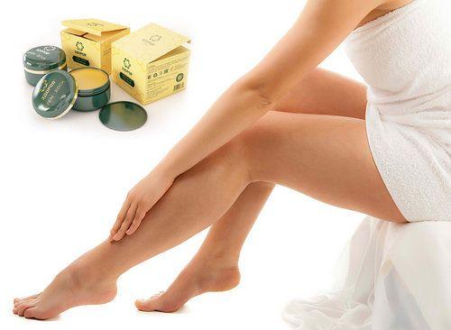 Крем-віск здоровий допоможе ногам з варикозом без докторів