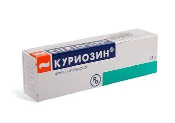Куріозін - гель від зморшок