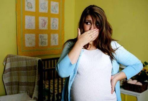 Лікування кашлю у вагітних