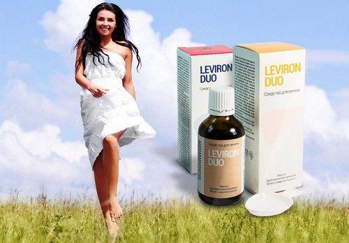 Leviron duo - гарант здоров`я печінки