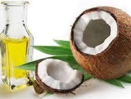 Кокосове масло для засмаги