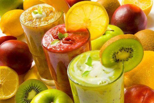 Кращі рецепти домашніх вітамінних напоїв