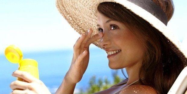 Кращі сонцезахисні засоби для обличчя