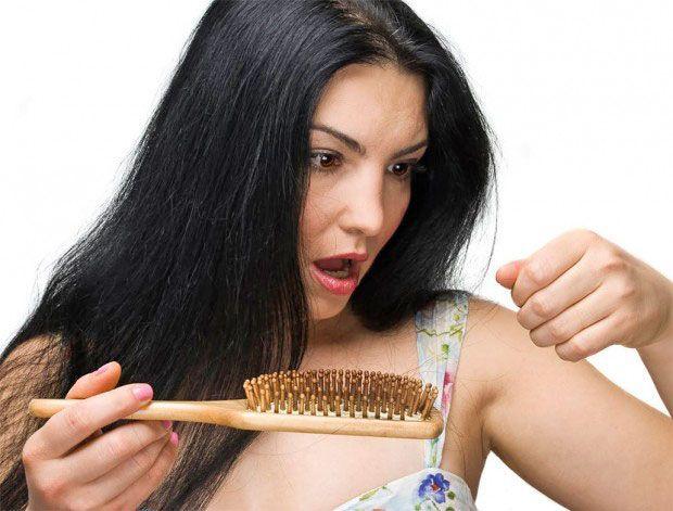 випадання волосся у жінок