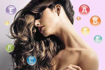 Вітаміни сильно прискорюють ріст волосся