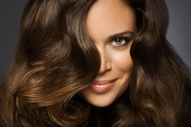 Приголомшлива копиця волосся