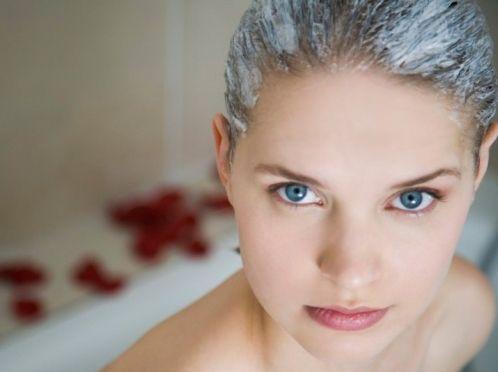 Маска на волоссі