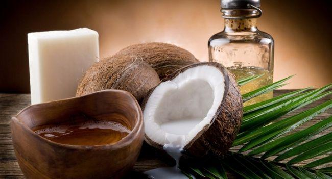 Маски для волосся з кокосовим маслом