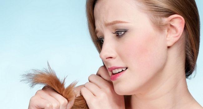 Маски для відновлення волосся в домашніх умовах