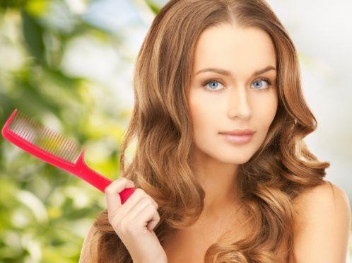 Маски для вирішення проблем з волоссям