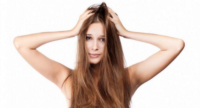 Маски від сверблячки після фарбування волосся