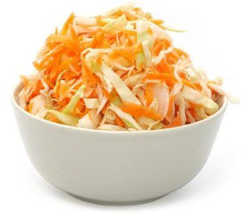 Салат з капустою