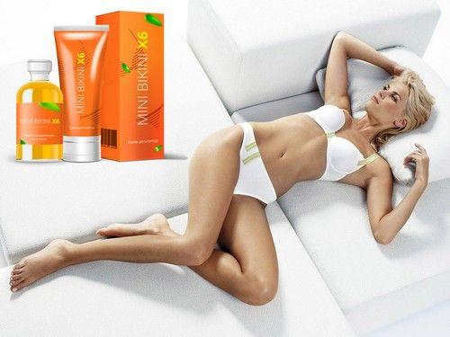 Mini bikini x6- якісна епіляція терміном на півроку без болю