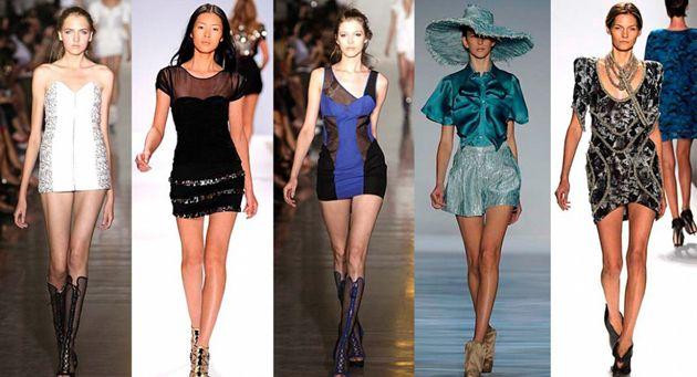 модні тенденції сезону весна-літо 2017