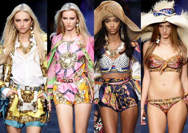 Мода весна-літо 2017