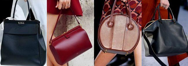 модні сумки зі шкіри