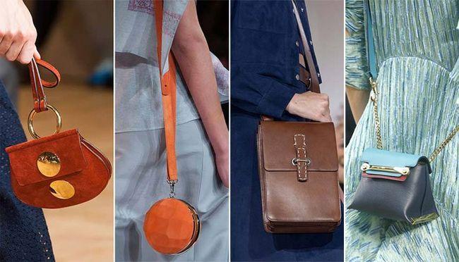 маленькі модні сумки