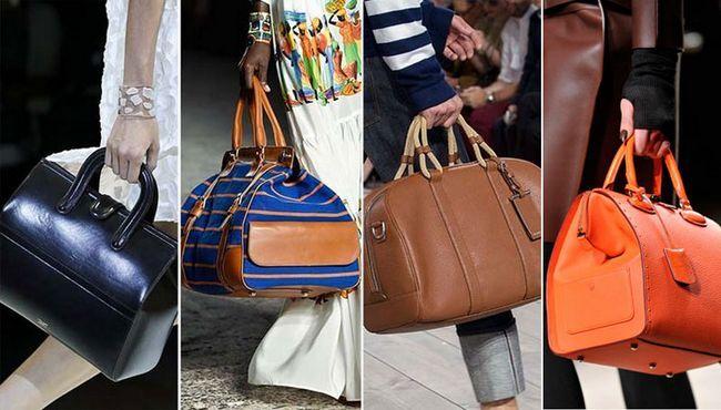 модні сумки саквояжі