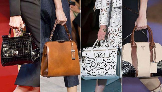 класичні кольори модних сумок