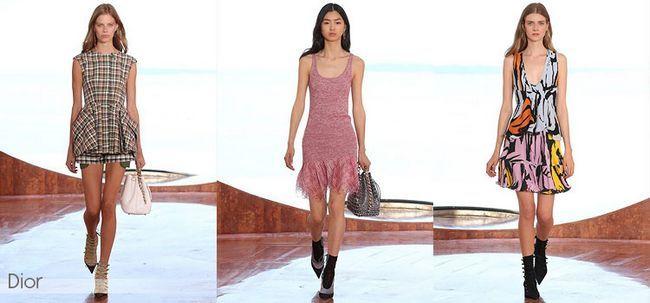 модні тенденції 2017 dior
