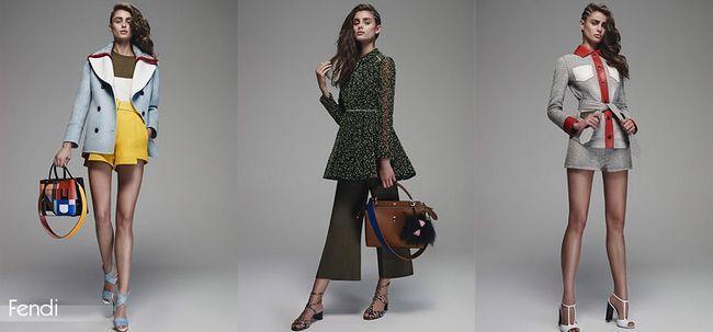 модні тенденції 2017 fendi