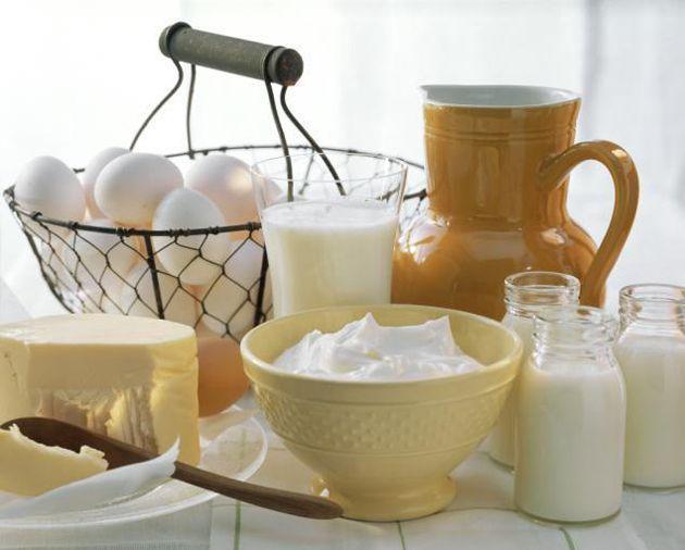 Молочна дієта для схуднення