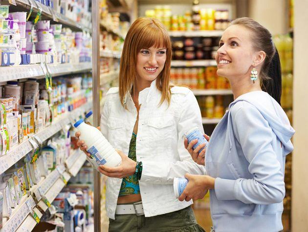 Молочні продукти для жіночого здоров`я