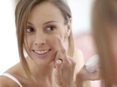 Застосування гелю від прищів на обличчі