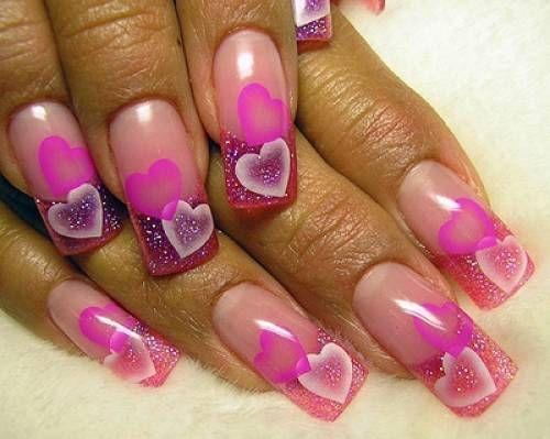 Накладні нігті вдома