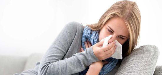 Народні засоби від нежитю і закладеності носа при застуді