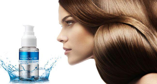 Наскільки корисна гіалуронова кислота для блиску і молодості волосся?